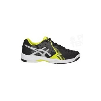 CHAUSSURES ASICS GEL GAME 6 HOMME NOIR / JAUNE PE18