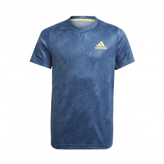 Adidas Freelift PrimeBlue T-shirt Enfant PE21