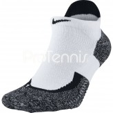 NIKE SOCKS X1 COURTES DRI-FIT ELITE NO-SHOW BLANC/NOIR/GRIS