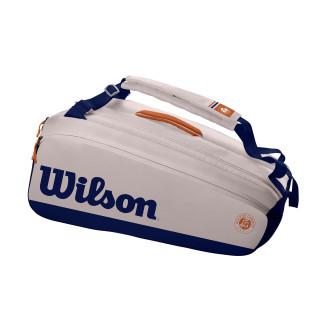 Wilson Roland Garros Premium Sac 9 Raquettes
