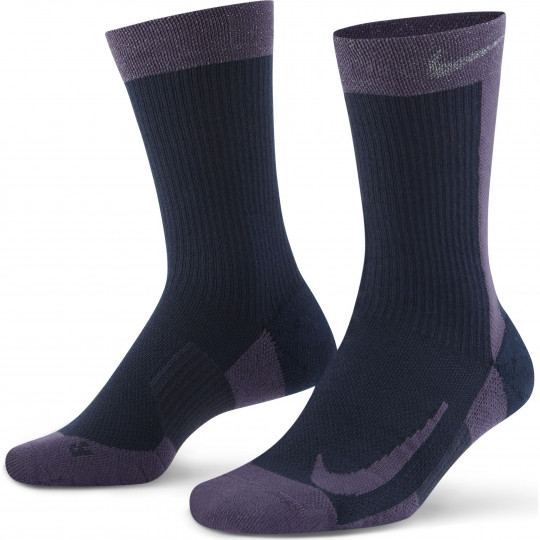Nike Multiplier Max Crew 2 pack Chaussettes