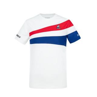 Le Coq Sportif Tennis T-shirt N°1 Enfant PE21