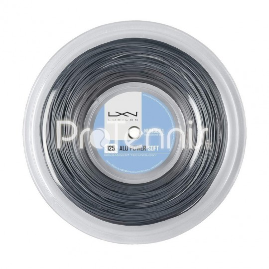 CORDAGE LUXILON ALU POWER SOFT 125 BOBINE 200m