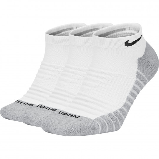 Nike Everyday Max Cushioned x3 Chaussettes Invisible