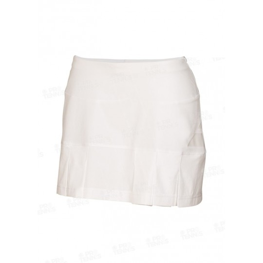 BABOLAT GIRL SKORT PERFORMANCE BLANC