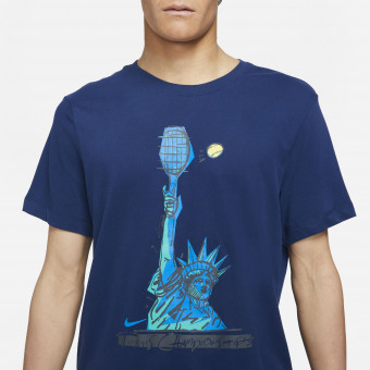 Nike Us Open T-shirt Homme Automne 2021