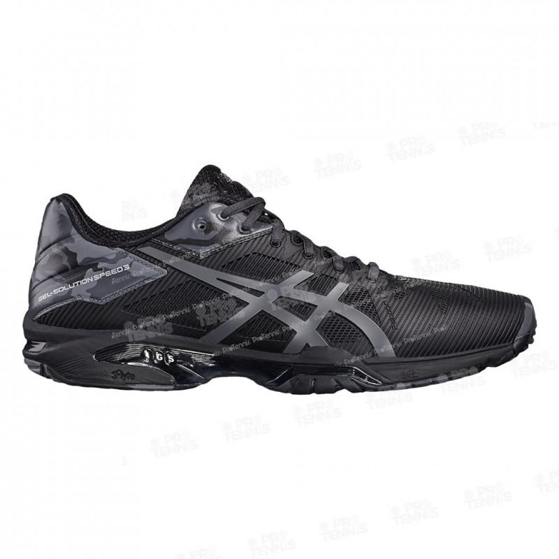 CHAUSSURES ASICS GEL SOLUTION SPEED 3 MEN EDITION LIMITEE