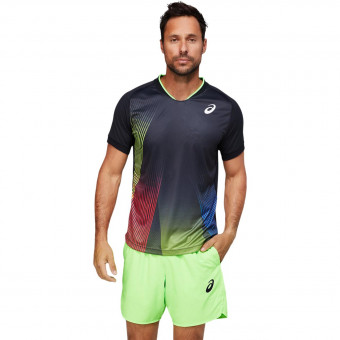 Asics Match Graphic SS Top Homme AH21