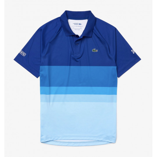 Lacoste SS Ribbed Collar Polo Homme AH21