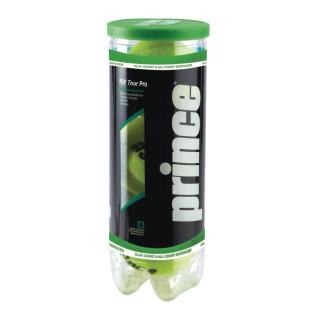 Prince NX Tour Pro Carton de 24 tubes de 3 balles