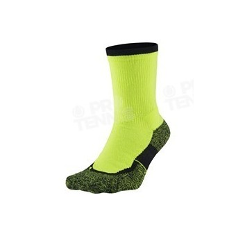 NIKE SOCKS X1 HAUTES DRI-FIT ELITE NO-SHOW VOLT/NOIR