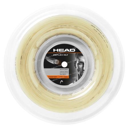 HEAD REFLEX MLT 125 NATUREL BOBINE 200m