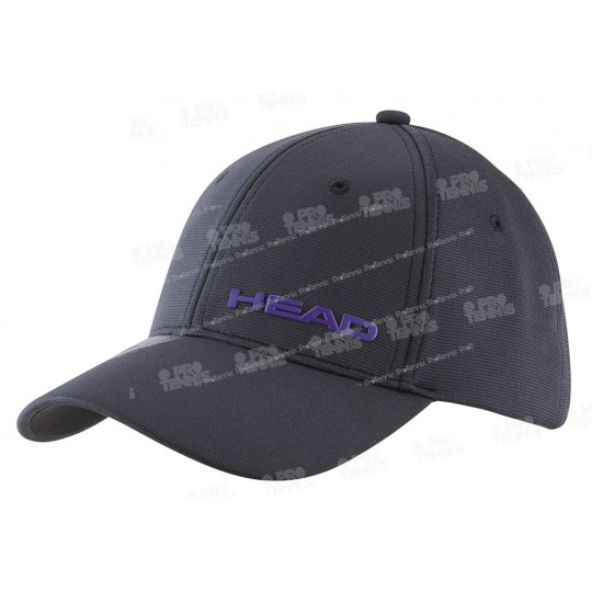 CASQUETTE HEAD RADICAL 2018 MARINE