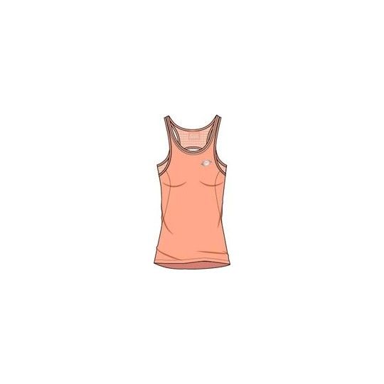 LOTTO NIXIA III TANK + BRA ORANGE PRINTEMPS / ETE 2017