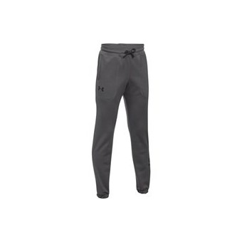 PANTALON UNDER ARMOUR FLEECE BRANDED JUNIOR GRIS AH17