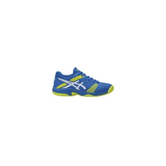 ASICS GEL BLAST 7 JUNIOR BLEU / VERT AH17 INDOOR