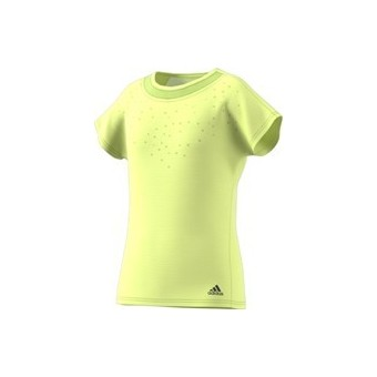 T-SHIRT ADIDAS ENFANT DOTTY SEMI FROZEN LIME PE18