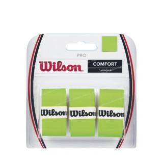 WILSON PRO OVERGRIP PACK 3 VERT
