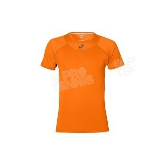 ASICS MEN ATHLETE COOLING TOP ORANGE