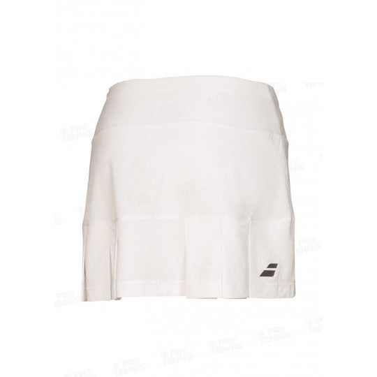 BABOLAT WOMEN SKORT PERFORMANCE BLANC