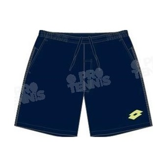 LOTTO MEN SPACE SHORT NAVY / LIME AH17