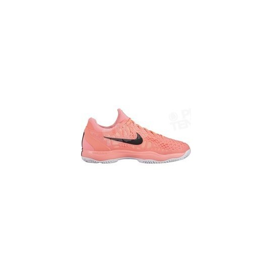 CHAUSSURES NIKE AIR ZOOM CAGE 3 HOMME CORAIL FLUO PRINTEMPS