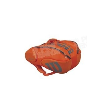 WILSON VANCOUVER 15 PACK ORANGE / GRIS 2017
