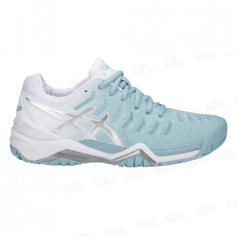 chaussure asics blanche