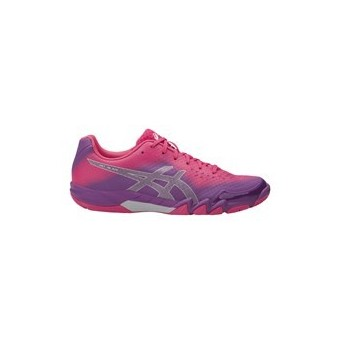 ASICS GEL BLADE 6 LADY ROSE / VIOLET / GRIS AH17 INDOOR