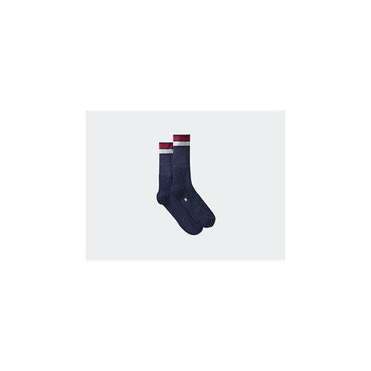 CHAUSSETTES ADIDAS PHARRELL WILLIAMS NY BLEU / BLANC / ROUGE