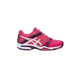 ASICS GEL BLAST 7 WOMEN ROSE / BLANC / PRUNE AH17 INDOOR