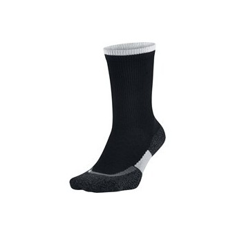NIKE SOCKS X1 HAUTES DRI-FIT ELITE NO-SHOW NOIR/GRIS