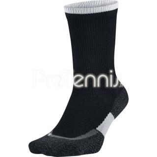 NIKE SOCKS X1 HAUTES DRI-FIT ELITE NO-SHOW NOIR/GRIS