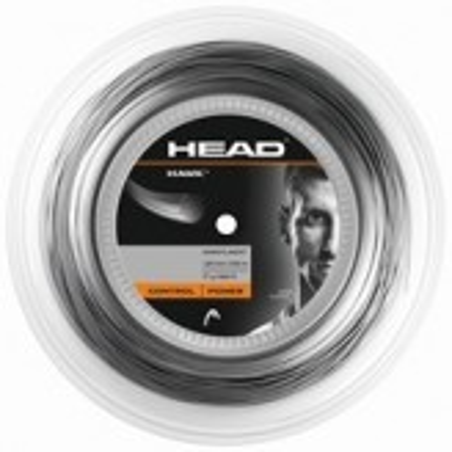 CORDAGE HEAD HAWK GRIS 130 BOBINE 200m