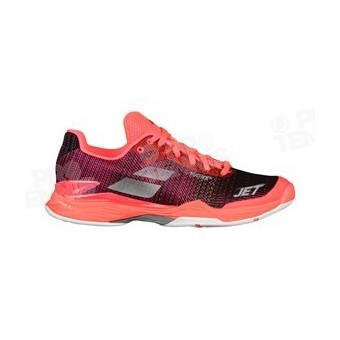 CHAUSSURES BABOLAT JET MATCH II FEMME ROSE / MARINE PE18 ...