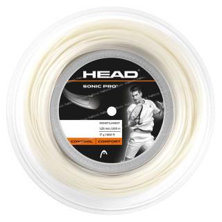 HEAD SONIC PRO 125 BLANC BOBINE 200m