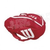 WILSON SAC VANCOUVER 9 PACK ROUGE