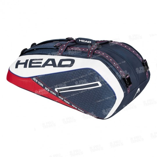HEAD TOUR TEAM MONSTERCOMBI 12R BLEU / BLANC/ ROUGE