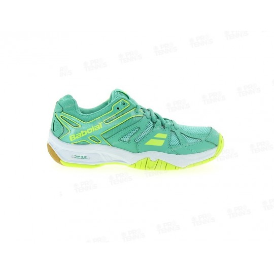 BABOLAT SHADOW TEAM WOMEN VERT/JAUNE
