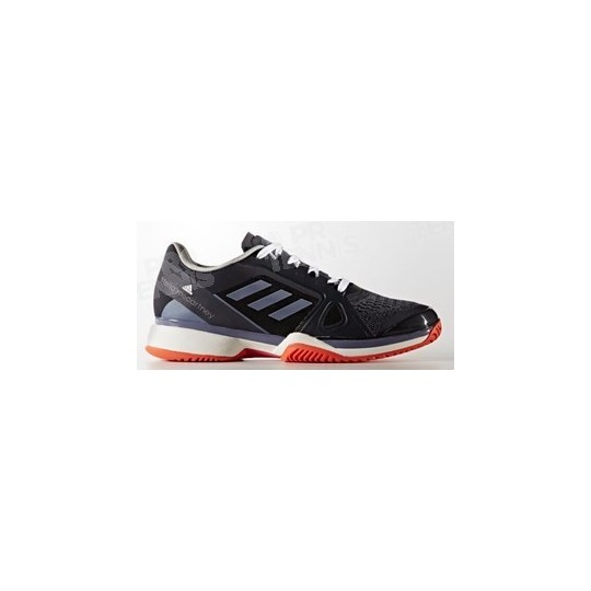 CHAUSSURES ADIDAS BARRICADE STELLA MC CARTNEY NAVY / ORANGE