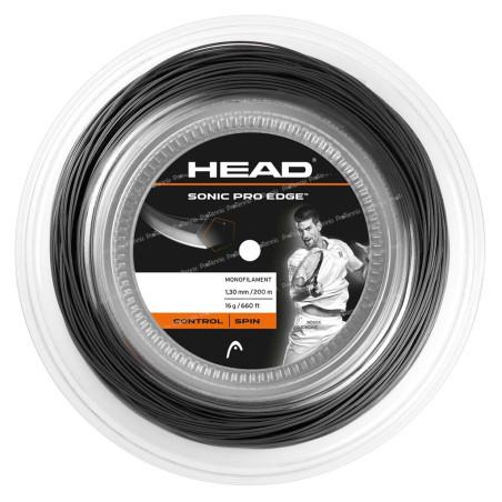 HEAD SONIC PRO EDGE 130 GRIS BOBINE 200m