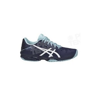 CHAUSSURES ASICS GEL SOLUTION SPEED 3 LADY INDIGO / BLEU