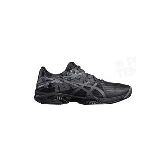 CHAUSSURES ASICS GEL SOLUTION SPEED 3 EDITION LIMITEE TERRE