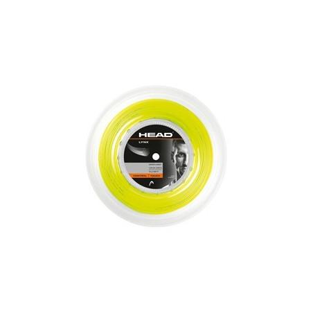 HEAD LYNX JAUNE 130 BOBINE 200m