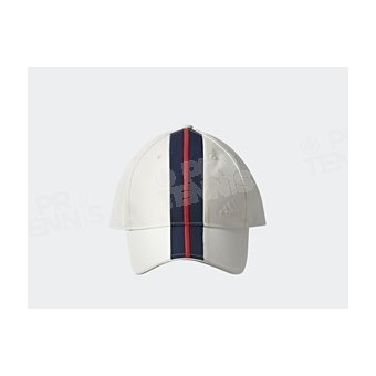 CASQUETTE ADIDAS PHARELL WILLIAMS NY BLANC / BLEU AH17