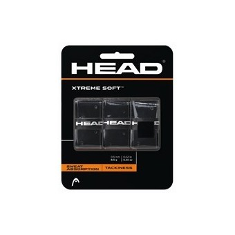 HEAD XTREME SOFT NOIR