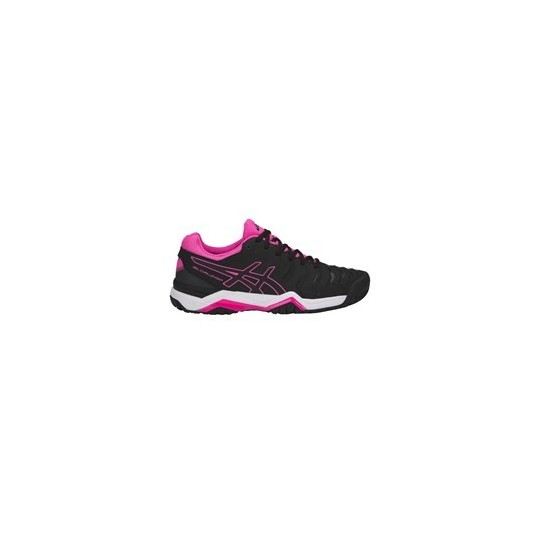CHAUSSURES ASICS GEL CHALLENGER 11 LADY NOIR / ROSE PE18