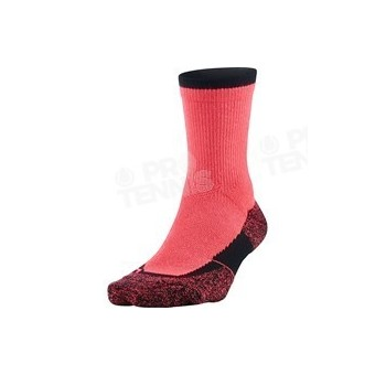 NIKE SOCKS X1 HAUTES DRI-FIT ELITE NO-SHOW ROSE/NOIR