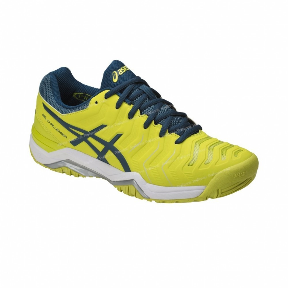 Chaussures Asics Gel Challenger 11 Toutes Surfaces Bleues
