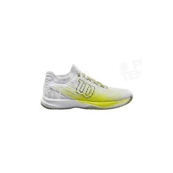 CHAUSSURES WILSON HOMME KAOS 2.0 SFT BLANC / VOLT PE18